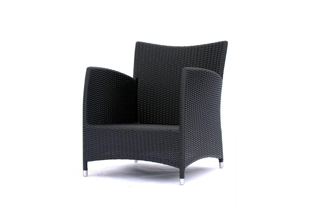 geflecht mit armlehne latest santurio mit armlehnen in dunkelgrau geflecht er set with geflecht. Black Bedroom Furniture Sets. Home Design Ideas