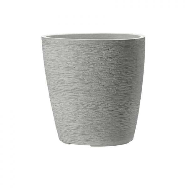 Gefäss Apiti 60 Soft Grey 60x60x60cm