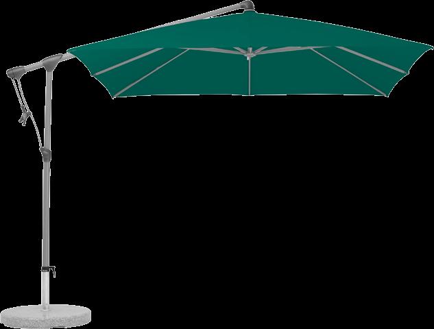 Glatz Sonnenschirm SUNWING C+, 260x260cm