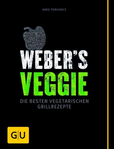 Buch - Weber's Veggie - Die besten vegetarischen Grillrezepte (deutsch)