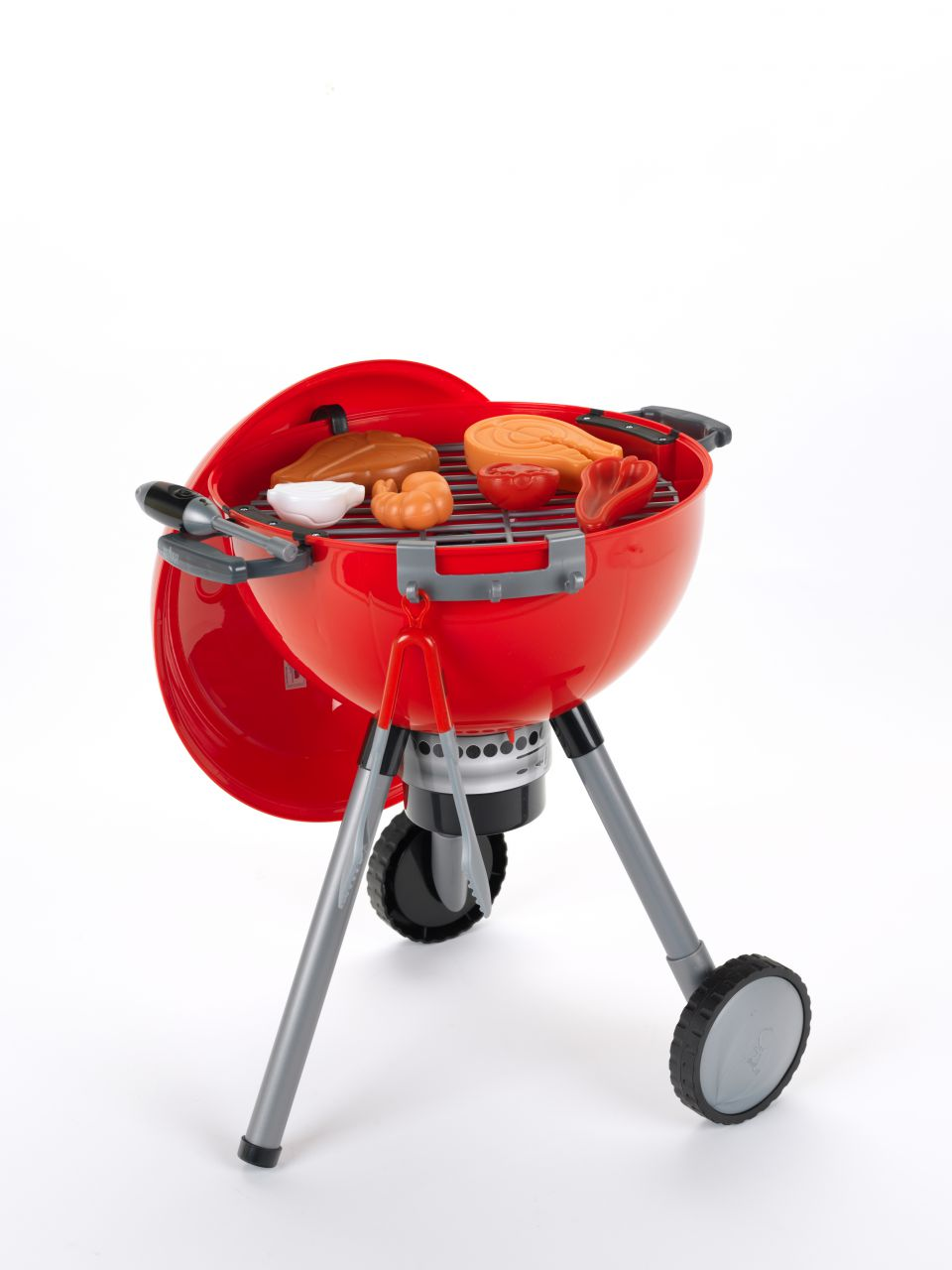 Weber Spielzeuggrill Kettle rot