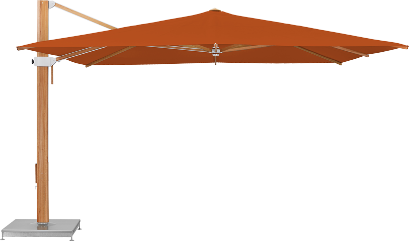 Glatz Sonnenschirm AURA, 400x400cm