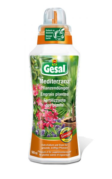 Gesal Mediterrana® Pflanzendünger