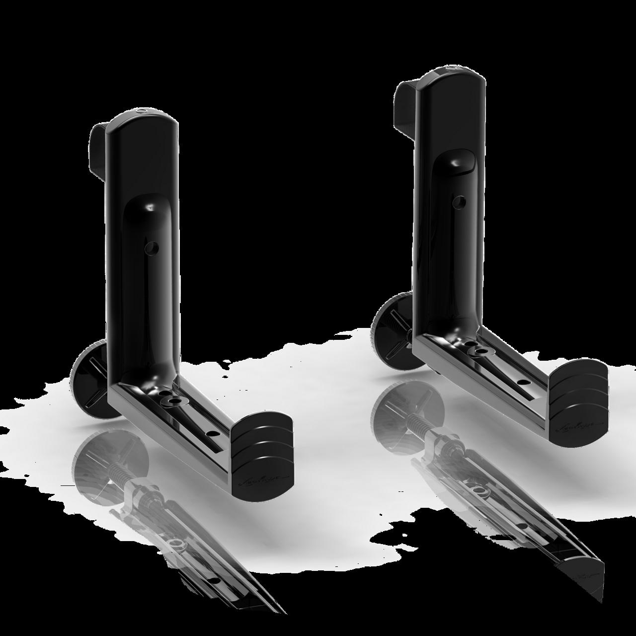 Schwarz (1 Stück = 1 Paar) Balkonkastenhalter