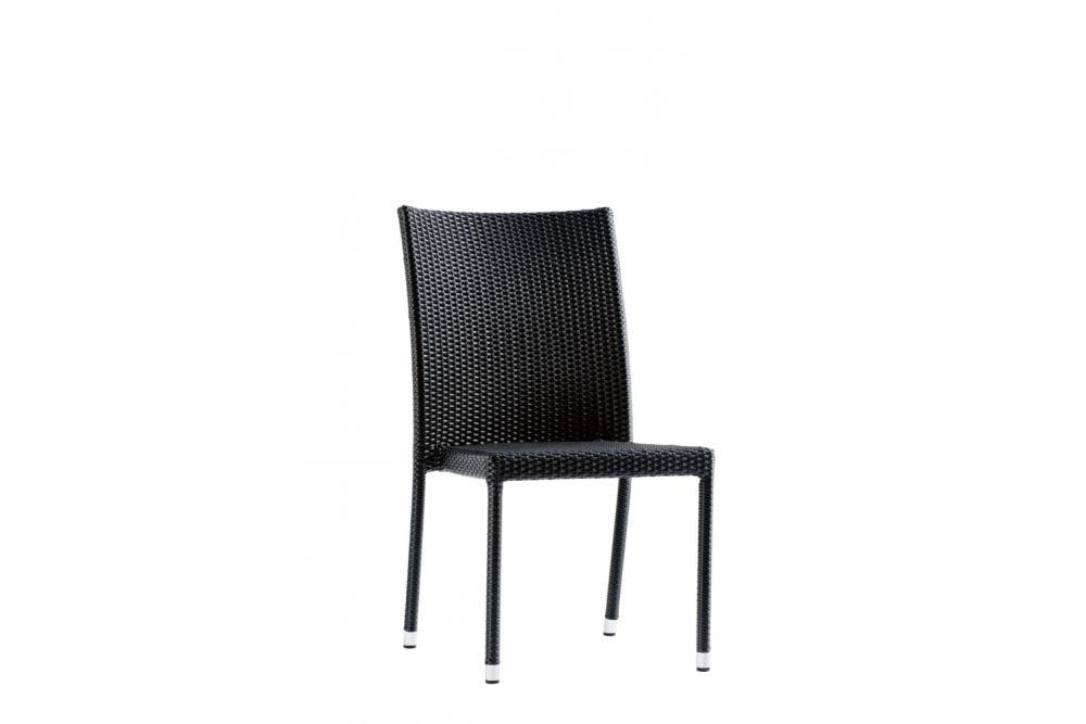 STAR Gartenstuhl ohne Armlehnen Geflecht 6mm | Gartenstühle | Hunn ...