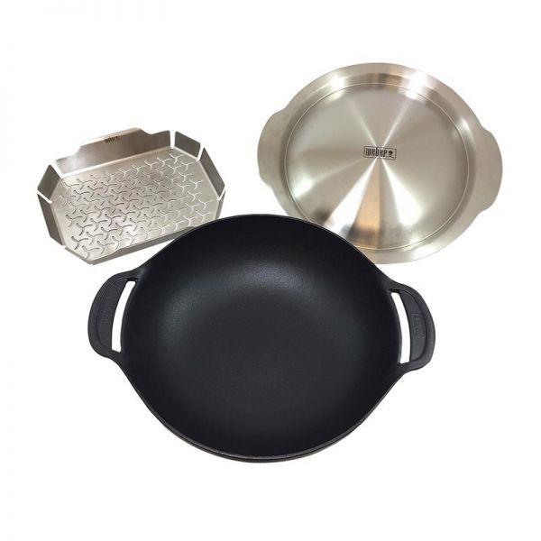 Weber Wok - Gourmet BBQ System
