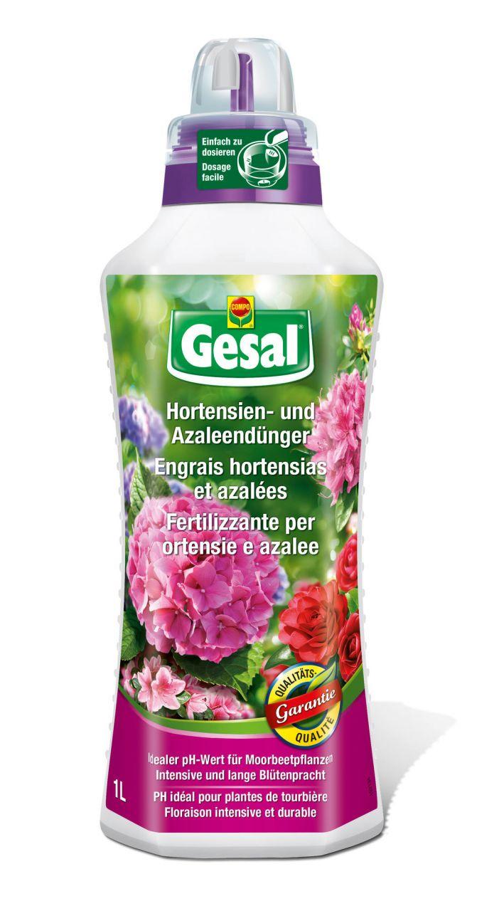 Gesal Hortensien- und Azaleendünger