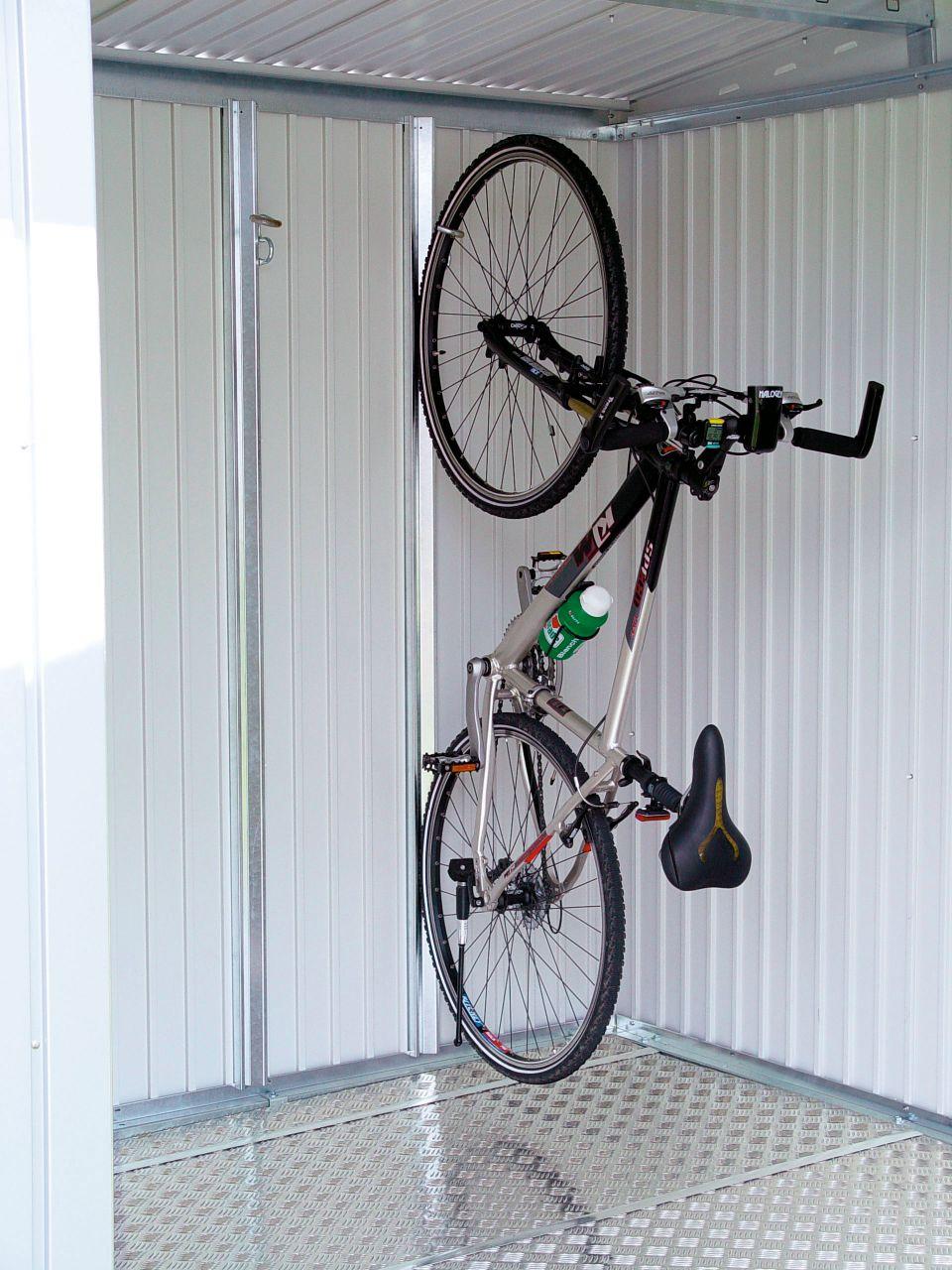 Fahrradaufhängung BikeMax zu Europa