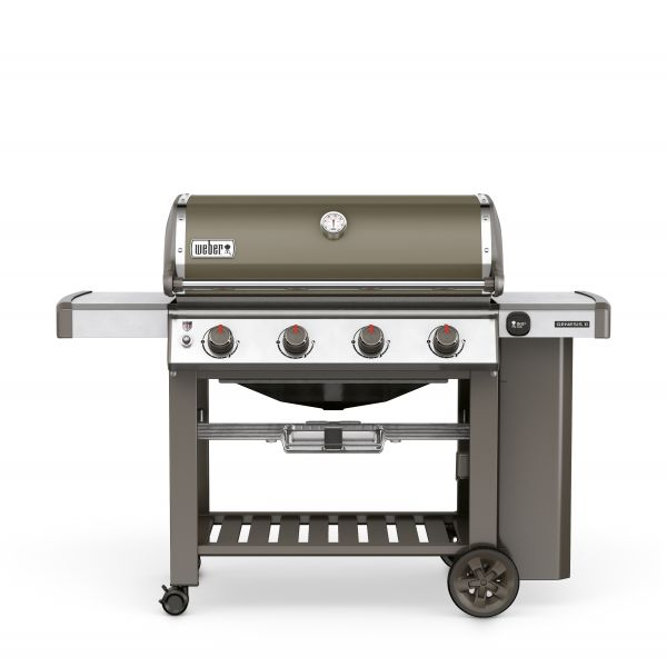 Weber Genesis II E-410 GBS, Smoke Grey