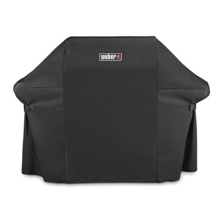 weber premium abdeckhaube f r genesis ii 600 serie f r gasgrills zubeh r weber grill. Black Bedroom Furniture Sets. Home Design Ideas