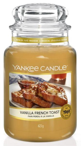 Kerzen   Yankee Candle   Vanilla French Toast