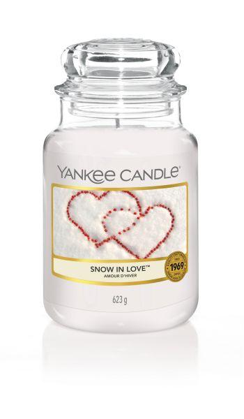 Kerzen | Yankee Candle | Snow in Love