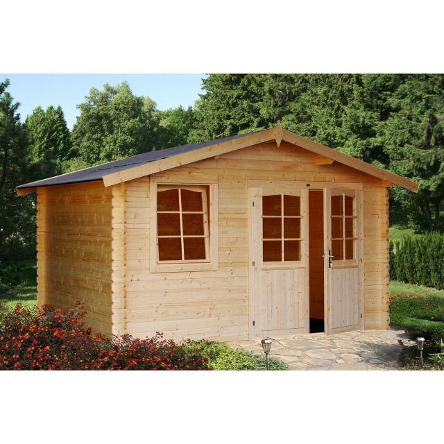 Maison de jardin KLARA | Abris de jardin en bois | Abris de jardin ...