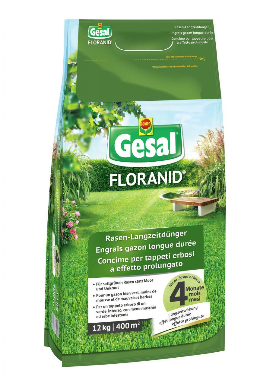 Gesal FLORANID® Rasen-Langzeitdünger