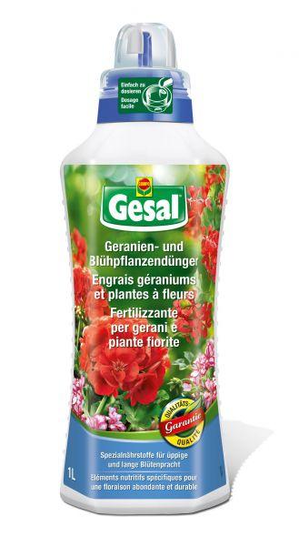 Gesal Geranien- und Blühpflanzendünger