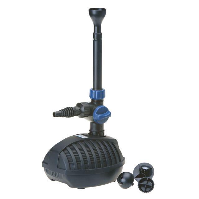 Aquarius Fountain Set 1000 alt: Aquarius Pumpe 1000 | Brunnen | Oase ...