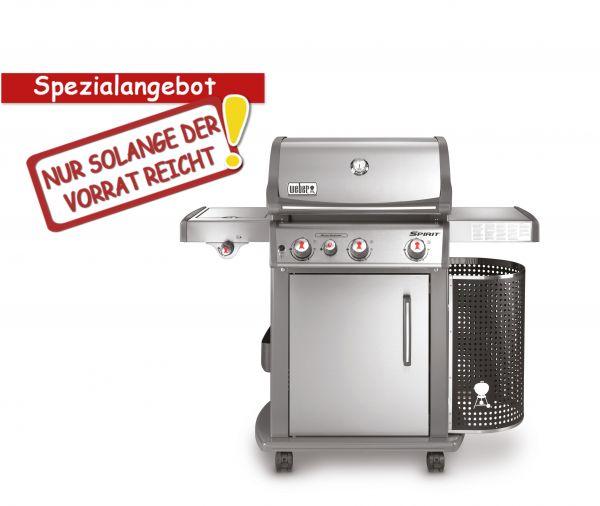 Weber Spirit S-330 Premium GBS Edelstahl