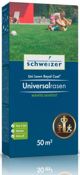 Schweizer | Uni Lawn Royal Coat