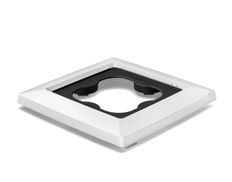 Cubico 30 - Weiss Rolluntersatz