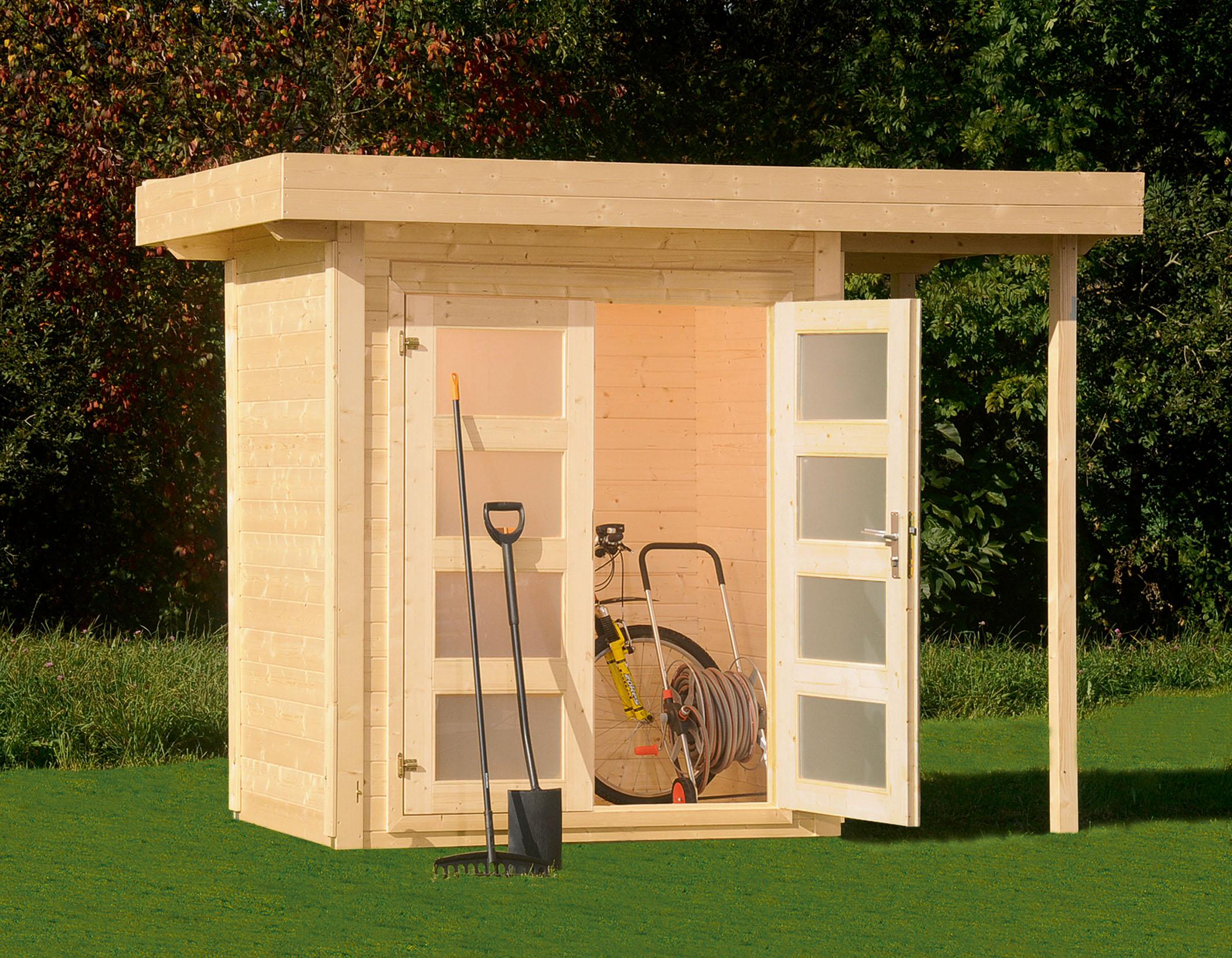 blockhaus leon holzh user gartenh user haus garten blumenmarkt dietrich. Black Bedroom Furniture Sets. Home Design Ideas