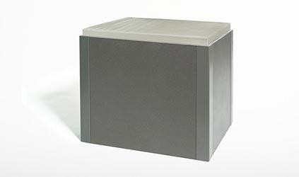 Eternit Sitzeinsatz Box