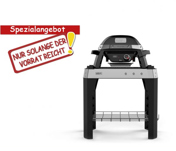 Weber PULSE 1000 mit Stand