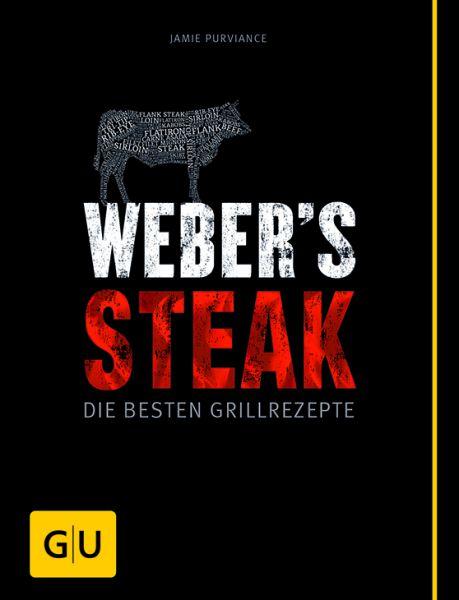 Buch - Weber's Steak - Die besten Grillrezepte (deutsch)