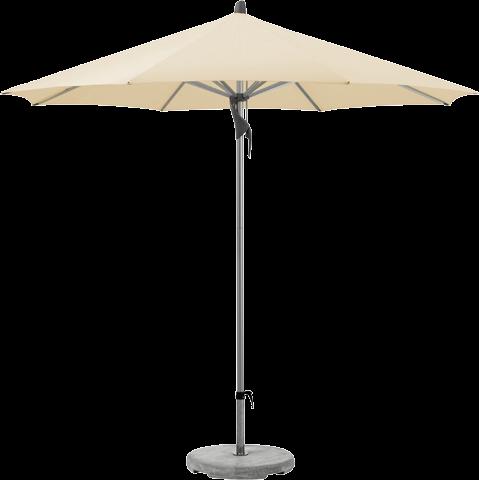 Glatz Sonnenschirm FORTINO easy, Ø 250cm