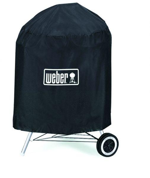 Weber Abdeckhaube Premium für Original Kettle 67 cm und One-Touch Premium 67cm