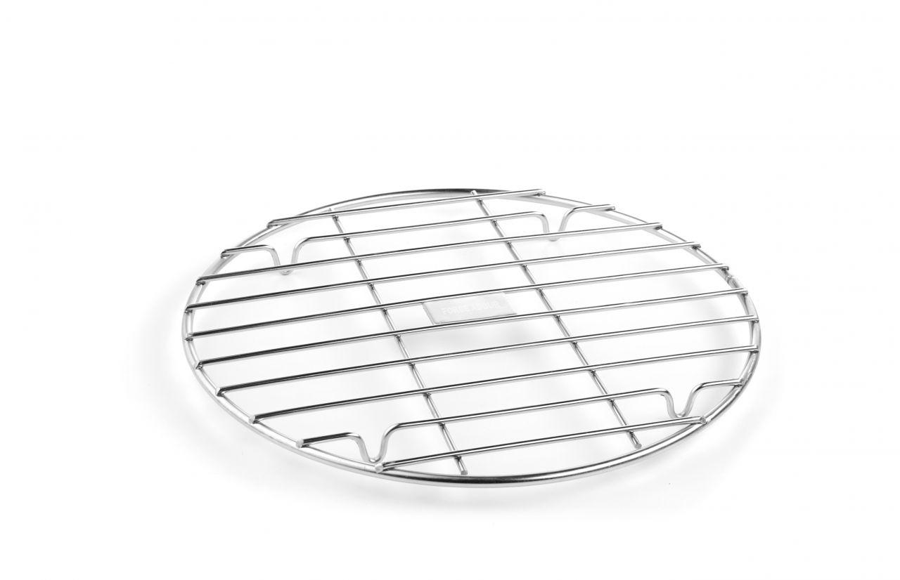 Forge Adour Grill für Plancha, Ø 19 cm, Edelstahl