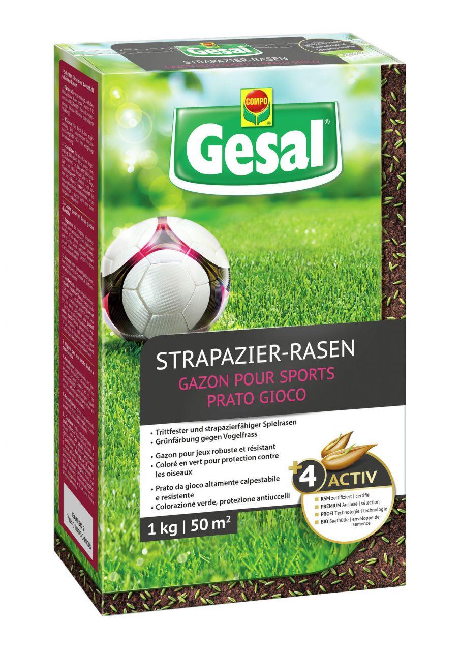 Gesal Strapazier-Rasen