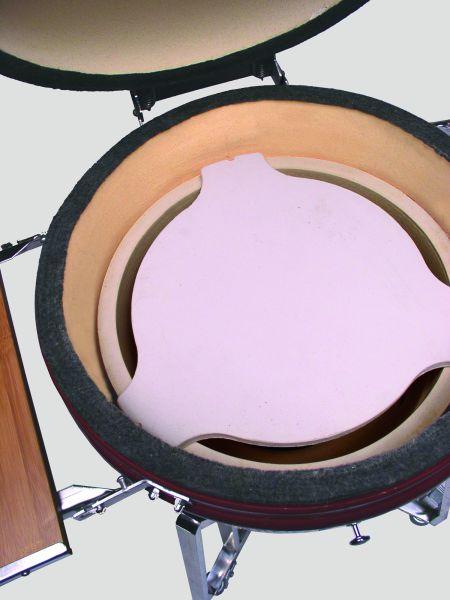 Saffire Hitzereflektor / Pizzastein 15