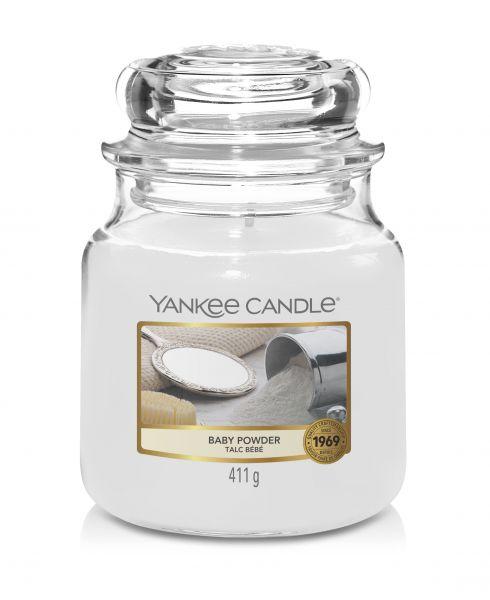 Kerzen   Yankee Candle   Baby Powder
