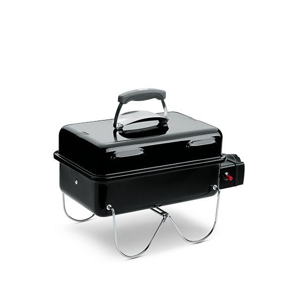 Weber Go-Anywhere Gas Grill, Black